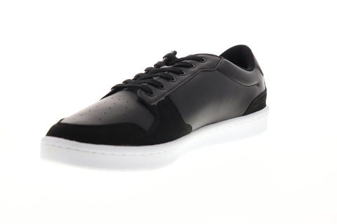 Lacoste Masters Cup 319 1 Sma 7-38SMA0016312 Mens Black  Casual Fashion Sneakers Shoes