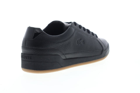 Lacoste Challenge 120 2 Sma 7-39SMA0017421 Mens Black Low Top Sneakers Shoes