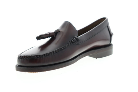 Sebago Classic Will Citysides 7001R20 Mens Brown Dress Slip On Loafers Shoes