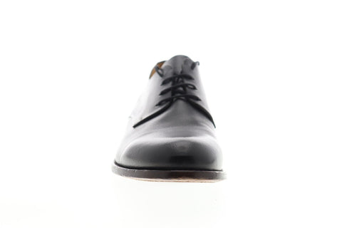 Frye Harrison Oxford 80139 Mens Black Leather Dress Lace Up Oxfords Shoes