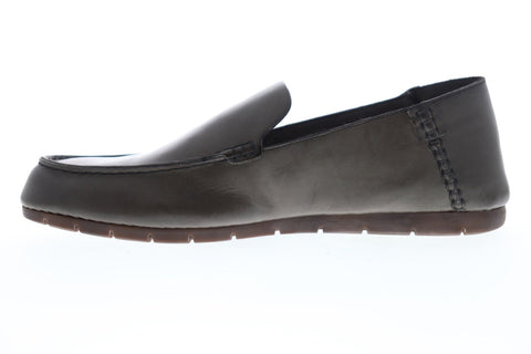 Frye Mesa Venetian 80248 Mens Brown Leather Casual Slip On Loafers Shoes 7.5