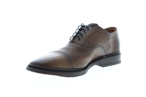 Frye Paul Bal Oxford 80280 Mens Brown Leather Casual Lace Up Oxfords Shoes