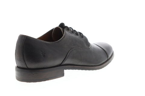 Frye Sam Oxford 80301 Mens Brown Leather Casual Lace Up Oxfords Shoes