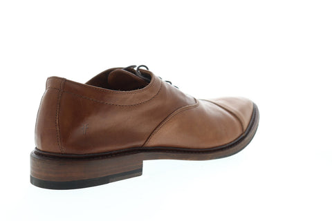 Frye Paul Bal Oxford 87626 Mens Brown Leather Casual Lace Up Oxfords Shoes