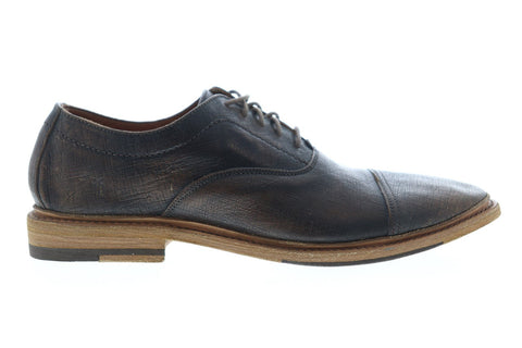 Frye Paul Bal Oxford 87632 Mens Brown Leather Casual Lace Up Oxfords Shoes