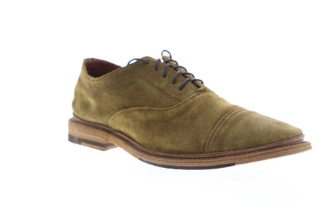 Frye Paul Bal Oxford 87633 Mens Brown Suede Casual Lace Up Oxfords Shoes