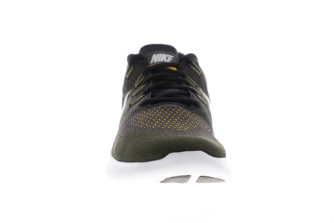 Nike Free Rn 2017 Mens Green Textile Low Top Lace Up Sneakers Shoes