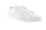 Airwalk The One AW00221-100 Mens White Leather Lace Up Athletic Skate Shoes