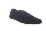 Ben Sherman Omega Casual Wingtip BNMS19112 Mens Black Mesh Casual Lace Up Oxfords Shoes