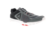 Reebok Yourflex Train 9.0 MT BS8026 Mens Gray Mesh Athletic Cross Training Shoes