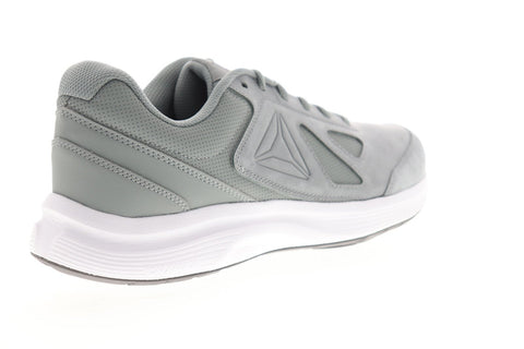 Reebok Walk Altra 6 DMX Max RG CN0952 Mens Gray Nubuck Athletic Walking Shoes