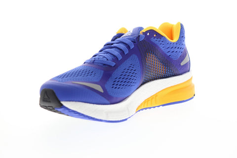 Reebok Harmony Road 3 CN6868 Mens Blue Mesh Athletic Lace Up Running Shoes
