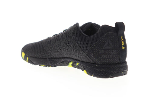 Reebok Crossfit Nano 6.0 Covert Womens Black Athletic Cross Training Shoes
