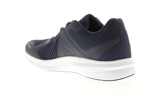 Reebok Endless Road DV9174 Mens Blue Mesh Athletic Lace Up Running Shoes