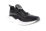 Reebok Sole Fury 00 Womens Black Textile Athletic Lace Up Running Shoes