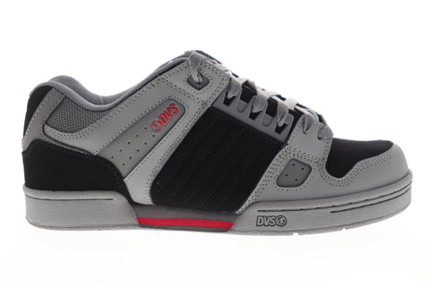 DVS Celsius DVF0000233036 Mens Gray Nubuck Lace Up Athletic Skate Shoes