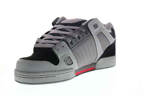 DVS Celsius DVF0000233035 Mens Gray Nubuck Skate Inspired Sneakers Shoes