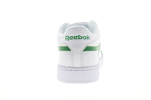 Reebok Club C Revenge Mu EG9271 Mens White Leather Low Top Sneakers Shoes