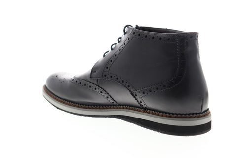 English Laundry Ascot EK525S94 Mens Black Synthetic Chukkas Boots Shoes