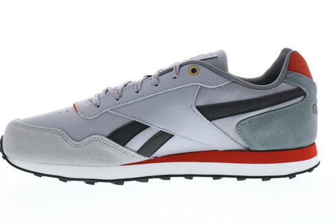 Reebok Classic Harman FV6879 Mens Gray Leather Lifestyle Sneakers Shoes