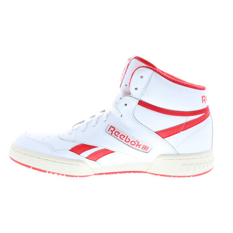 Reebok BB 4600 FV7352 Mens White Basketball Inspired Sneakers Shoes