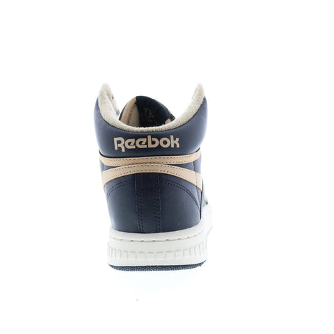Reebok BB 4600 FV7351 Mens Black Basketball Inspired Sneakers Shoes