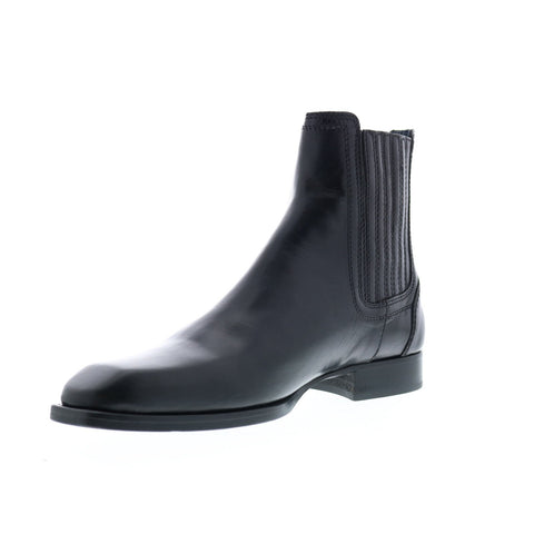 Diesel Rear-Admiral-Ab I00393-PR480-T8013 Mens Black Leather Chelsea Boots
