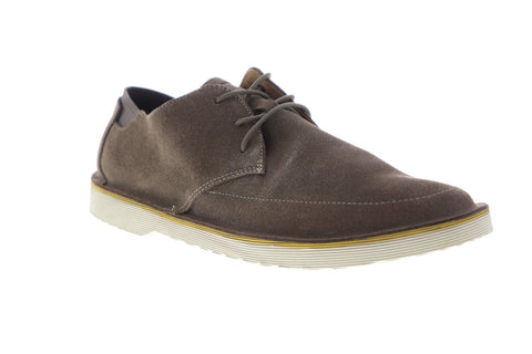 Camper Morrys K100295-002 Mens Brown Suede Casual Lace Up Oxfords Shoes