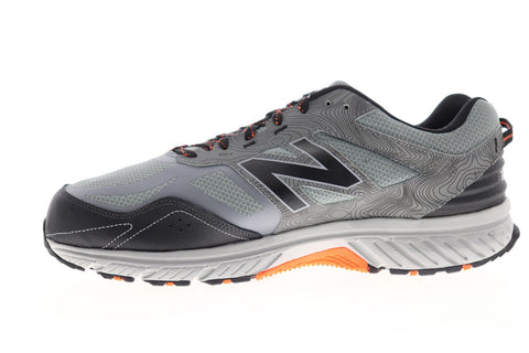 New Balance 510V4 MT510LG4 Mens Gray Extra Wide Mesh Athletic Running Shoes