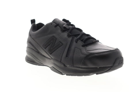 New Balance 608V5 Mens Black Extra Wide Athletic Cross Training Shoes