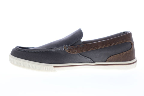 Tommy Bahama Calderon Venetian TB7S00058 Mens Gray Casual Slip On Loafers Shoes