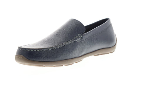 Tommy Bahama Amalfi TB7S00145 Mens Blue Leather Casual Loafers Shoes