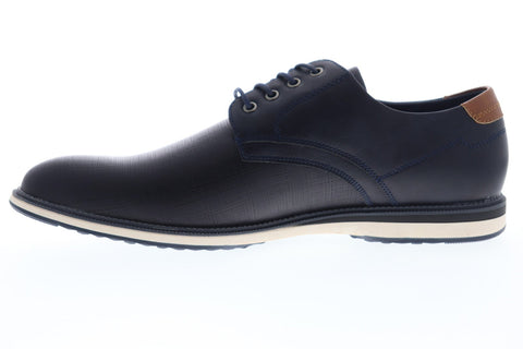 Unlisted by Kenneth Cole Gifford Lace Up Mens Blue Casual Oxfords Shoes