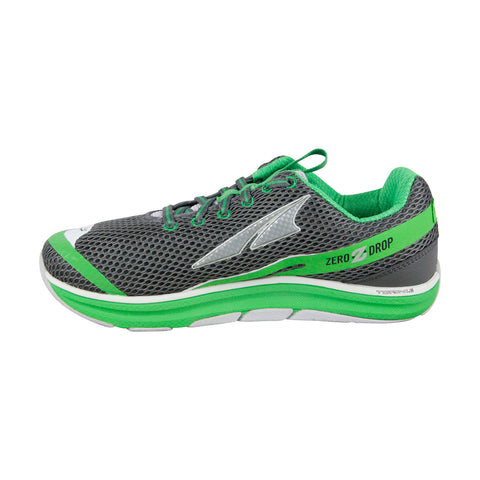 Altra The Torin 1.5 Womens Silver Green Mesh Athletic Lace Up Running Shoes