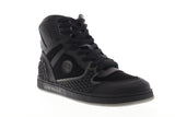 Airwalk Prototype 600 AW00226-004 Mens Black Skate Inspired Sneakers Shoes