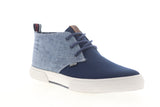 Ben Sherman Bristol Chukka BNM00160 Mens Blue Mid Top Lifestyle Sneakers Shoes