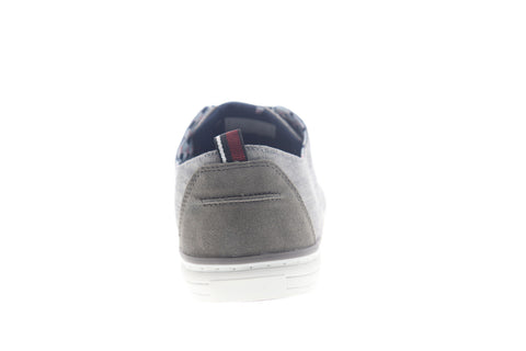 Ben Sherman Bulldog Derby BNMS19013 Mens Gray Canvas Lifestyle Sneakers Shoes