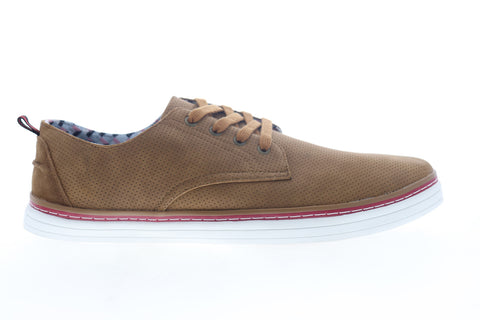 Ben Sherman Bulldog Derby BNMS19013 Mens Brown Lace Up Lifestyle Sneakers Shoes
