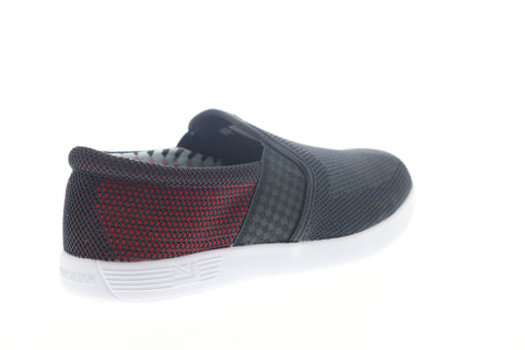 Ben Sherman Presely Slip On V2 BNMS19108 Mens Black Lifestyle Sneakers Shoes