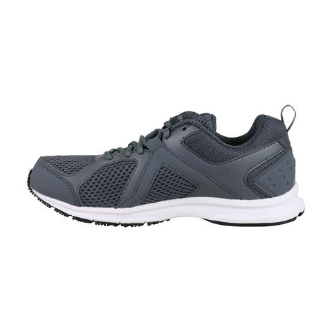 Reebok Reebok Runner 2.0 Mt Mens Gray Mesh Athletic Lace Up Running Shoes