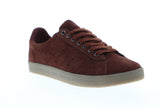 Gola Tourist CMA954 Mens Brown Suede Retro Low Top Lifestyle Sneakers Shoes
