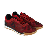 Reebok Jj Ii Low CN0985 Mens Red Low Top Athletic Gym Cross Training Shoes