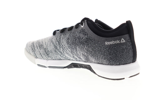 Reebok Speed Her TR CN0996 Womens Gray Low Top Athletic Cross Training Shoes