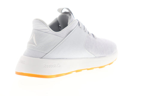Reebok Ever Road DMX CN2217 Womens White Canvas Low Top Walking Athletic Shoes