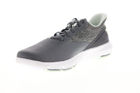 Reebok Cloudride DMX 4.0 CN6081 Womens Gray Canvas Walking Athletic Shoes