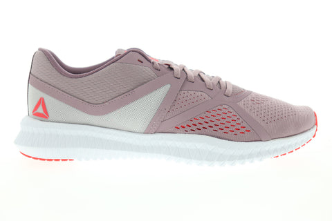 Reebok Flexagon Fit CN6348 Womens Pink Low Top Athletic Cross Training Shoes
