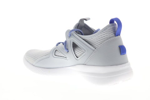 Reebok Cardio Motion CN6681 Womens Gray Low Top Athletic Cross Training Shoes