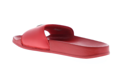 Reebok Classic Slide CN6738 Mens Red Slip On Slides Sandals Shoes
