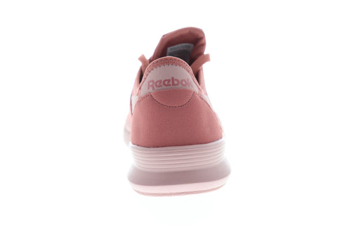 Reebok Classic Nylon SP CN7750 Womens Pink Suede Lifestyle Sneakers Shoes