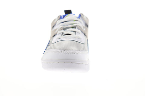 Reebok Workout Plus ATI 90S DV6283 Mens White Leather Lifestyle Sneakers Shoes